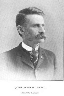 James Howard Lowell