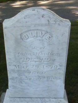 Olive <I>Grant</I> Moulton