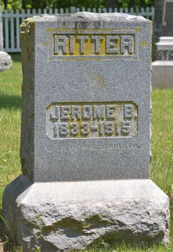 PVT Jerome B. Ritter