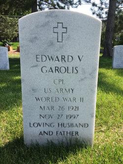 Edward V Garolis