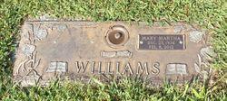 Mary Martha Williams