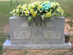 Mary Joyce <I>Berlin</I> Burks