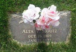 Alta Virginia <I>Lanning</I> Mootz