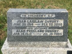 Joan <I>Laidlaw</I> Gundry