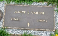 Janice Lee <I>Grosskopf</I> Carter