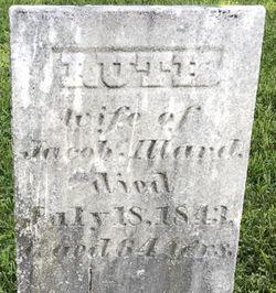 Ruth <I>Morse</I> Allard