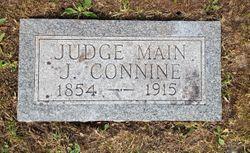 Judge Main Julius Connine