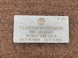 Clinton N Denkins