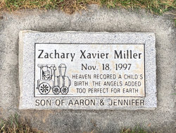 Zachary Xavier Miller
