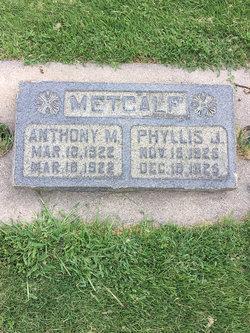 Anthony Maurice Metcalf