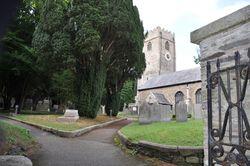 St. Petroc Churchyard