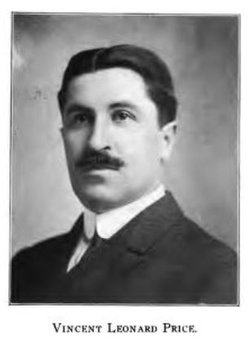 Vincent Leonard Price, Sr