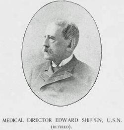 Dr Edward Shippen
