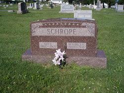 Beatrice V <I>Huntzinger</I> Schrope