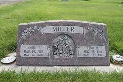 Elmo Harry Miller