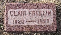 Clair Freelin