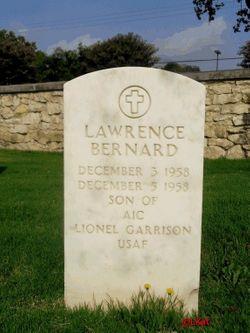 Lawrence Bernard Garrison