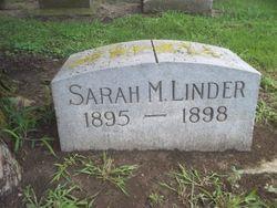 """Sarah M. """"Sallie"""" Linder"""