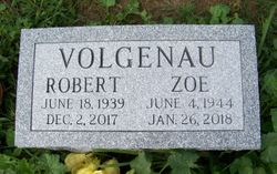 Zoe B Waite Volgenau (1944-2018) - Find A Grave Memorial