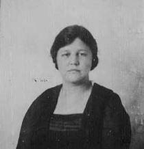 Alma Marie <I>Augustson</I> Ismert