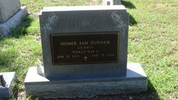 Homer Sam Durham