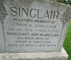 John Alexander Sinclair