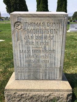 Thomas D Morrison