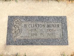 Harvey Clinton Miner