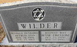Alfred Leo Wilder