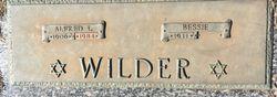 Bessie <I>Finestone</I> Wilder