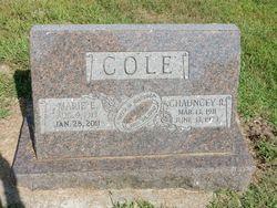 Chauncey Reamer Cole