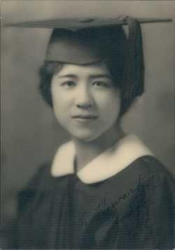 Ruth Tokuko <I>Nomura</I> Tanbara