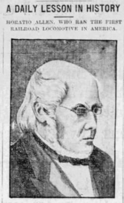 Horatio Allen