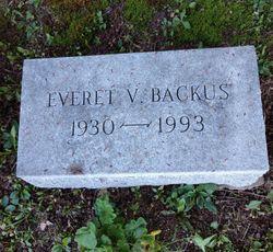 Everet V. Backus