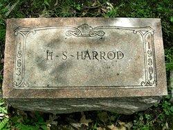 Horatio Seymour Harrod