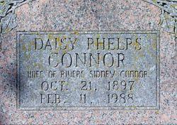 Daisy <I>Phelps</I> Connor