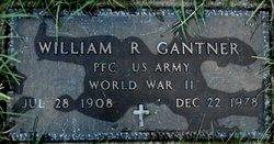 William R Gantner