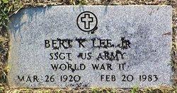 Bert K. Lee, Jr