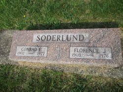 Conrad F Soderlund