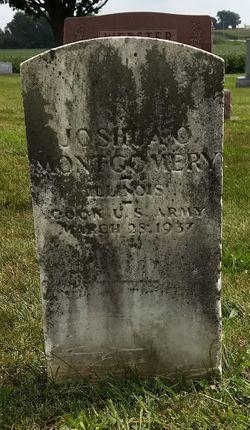 "Joshua Ousley ""Ozie"" Montgomery"