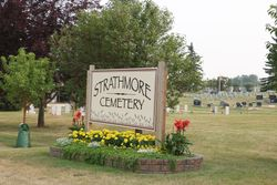 Strathmore Cemetery