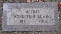 Annette M. Edwins