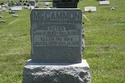 Lydia Ellen <I>Phillips</I> McCammon