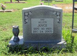 Allen Joyce, Sr