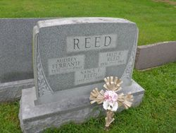 Nancy Eleanor <I>Armstrong</I> Reed