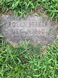 "Polly ""Mollie"" <I>Tennison</I> Steele"