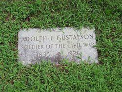 Adolph F Gustafson