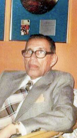Bomi Rustomji Bulsara 1908 2003 Find A Grave Memorial