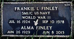 Frankie L Finley, Sr