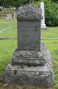 Mary Ann <I>Josselyn</I> Bowker
